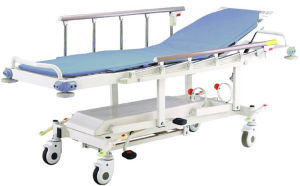 Medical Equipment High Quality Hydraulic Ambulance Stretcher E-2 pictures & photos