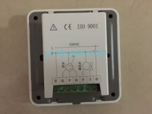 LCD Room Thermostat for Air Conditioning (BS-228) pictures & photos