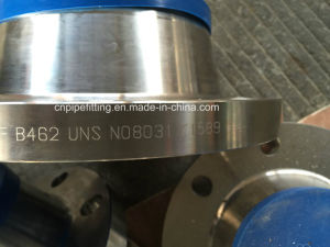 Nickel Alloy 31 Flanges, ASTM B462 Uns N08031 Flanges pictures & photos