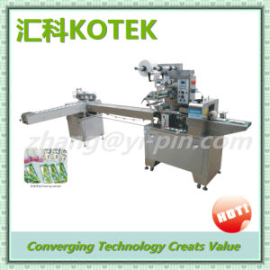 Xdb-350e Automatic Ice Cream Packing Machine pictures & photos