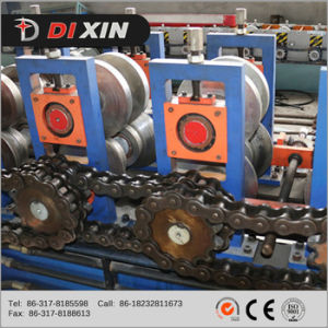 Cheap Price C/Z/U Purlin Cold Roll Forming Machine Used in Taiwan pictures & photos
