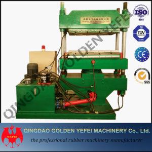 3500t Molding Rubber Machine Hydraulic Vulcanizer Machine Platen Press pictures & photos