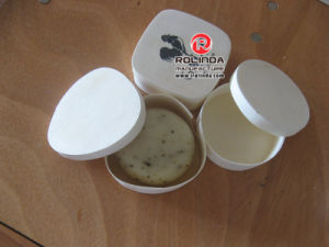 Handmade Round Cheese Box Wholesale Environmental Cheese Box pictures & photos