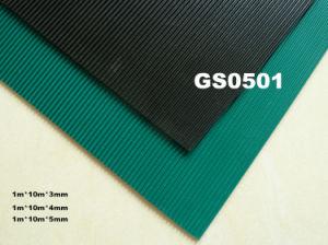 Anti-Fatigue Industrial Honeycomb Rubber Sheet