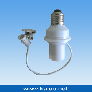 Photocell Lamp Holder for Lightgs pictures & photos