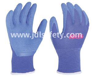 "Work Glove of Colorful Latex Foam Coating (size 5""/LR3018F) pictures & photos"