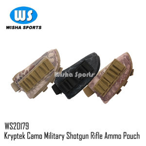 Wholesale Airsoft OEM Shotgun Shells Ammo Pouch pictures & photos