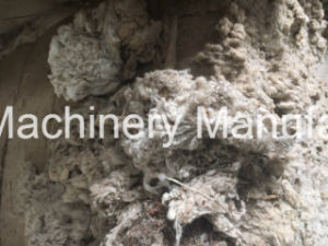 High Capacity Airflow Recycling Machine for Processing Cotton Waste pictures & photos