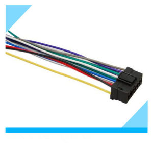 hqrp pin jvc car stereo radio head unit wire wiring hqrp 16 pin jvc car stereo radio head unit wire wiring harness plug cable for cdmp3 receviers