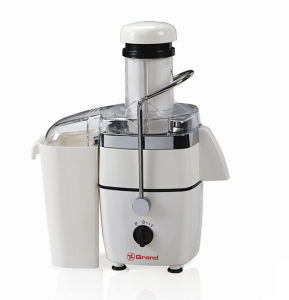 450W Powerful Copper Motor Wide Feed Opening Geuwa Electric Juicer Kd-389 pictures & photos