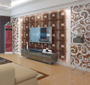 3D Wall Panel 1038 for Interior Wall Decoration pictures & photos
