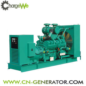 Shandong Chargewe High Quality 400kw Mathane Gas Generatorzz pictures & photos