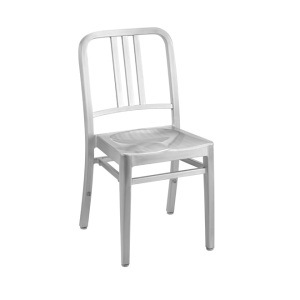 Aluminium Stackable Dining Chair From Guangdong Manufacture (LD-OC00004)