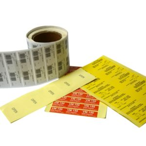 Adhesive Sticker Label and Barcode Printing pictures & photos