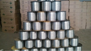 Electro & Hot Dipped Galvanized Iron Wire Factory (W-SPOOL)) pictures & photos