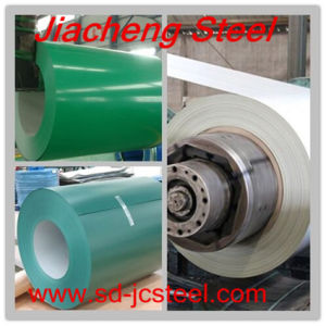 PPGI (prepainted galvanized steel coil) with Best Price pictures & photos