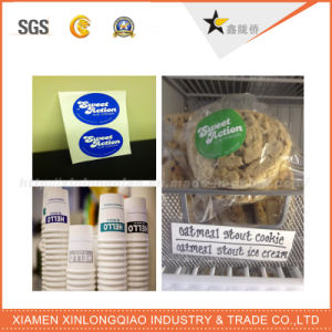 Customized Print Bottle Sticker for Mineral Water, Custom Label Printing pictures & photos