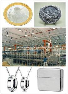Batman Necklace Silver Plating Machine