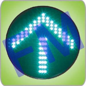 300mm Arrow LED Traffic Signal Module (DXFX300-5-5-3C)
