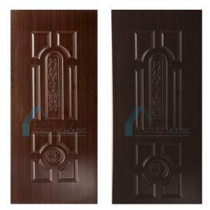 Cheap HDF MDF Melamine Veneer Door Skin pictures & photos