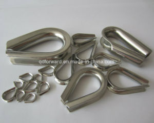 Stainess Steel Wire Rope Thimble pictures & photos