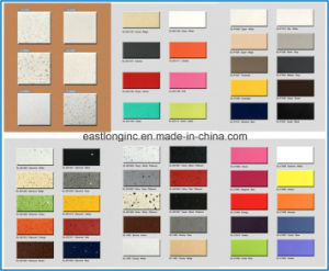 Single/ Pure Color Artificial Quartz Stone for Countertop pictures & photos