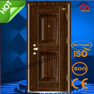 High Quality Wrought Iron Door (QD-SD286)