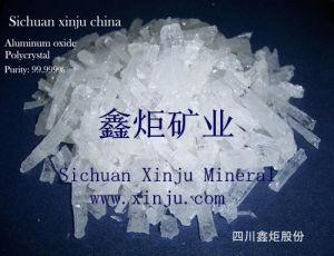 99.999% Aluminia for LED Sapphire Crystal