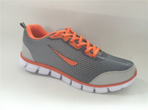 Hot Sale 3D Printed Sports Shoes Offset Sport Shoes Men Running Shoes