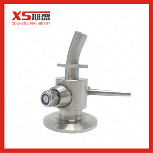 Stainless Steel 316L Fermentation Tank Tri Clamp Aseptic Sample Valve pictures & photos