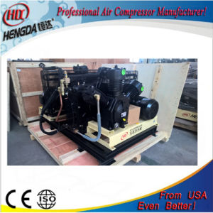 silent Single Head Piston Air Compressor pictures & photos