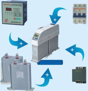 Power Factor Correction Capacitor Energy Saver for Filter Harmonic pictures & photos