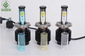 New Design Color Changed 4500lm LED Headlight pictures & photos