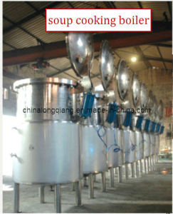 Soup Boiler-Agitator pictures & photos