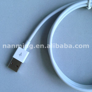USB Cable with Data Sync and Charging Cable for iPhone5 (NM-USB-004) pictures & photos