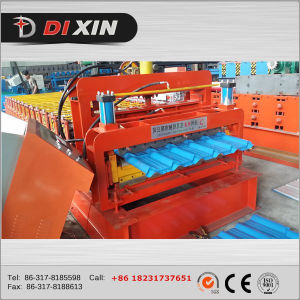 Dx 840 Metal Tiles Roll Forming Machine pictures & photos
