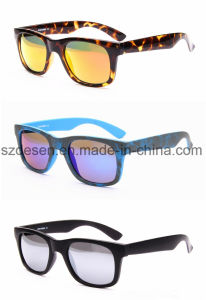 Hot Sale Driving UV400 Round Polarized Sunglasses pictures & photos
