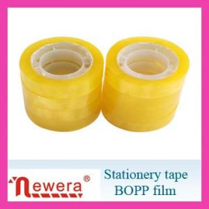 BOPP Transparent Stationery Tape for Office Supply pictures & photos