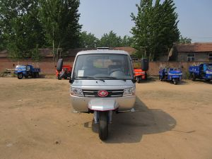 3 Wheel Vehicle with One and a Half Row Seat pictures & photos