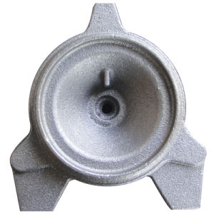 Custom Cast Iron Pump Parts with Painting pictures & photos