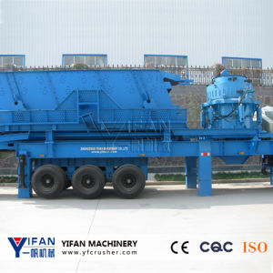 Yifan Low Price Stone Crusher Machine Plant pictures & photos