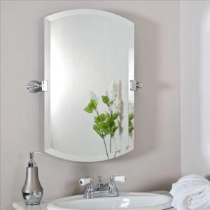 Silver Mirror, Copper Free Mirror, Vinyl Backed Safety Mirror Supplier pictures & photos