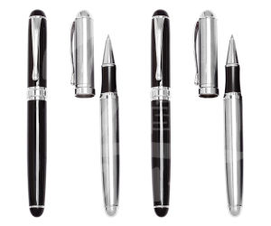 Fluent Writing Metal Roller Pen Customized Logo Pen on Sale pictures & photos