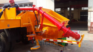 Concrete Boom Pump Truck Outriggers pictures & photos