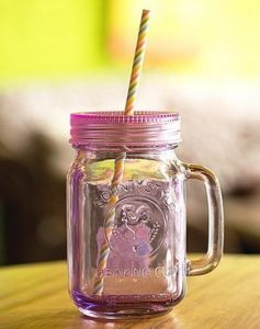 High Quality 16 Oz Mason Glass Bottle, Drinking Bottle pictures & photos