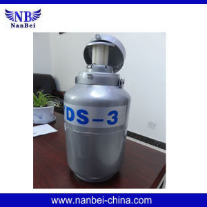 3L Stainless Steel Liquid Nitrogen Tank From Professional Manufacture pictures & photos