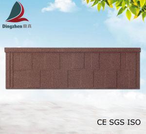 Stone Coated Metal Roofing Tile (Shingle)