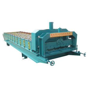 Color Steel Sheet Glazed Tile Bending Forming Machine pictures & photos