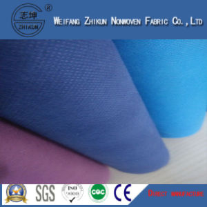 PP Nonwoven Fabric Spunbond with Maket Handbags (white grape red and yellow) pictures & photos