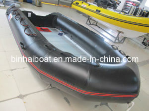 New Style Inflatable Boat Bh-S430 with Aluminum Floor